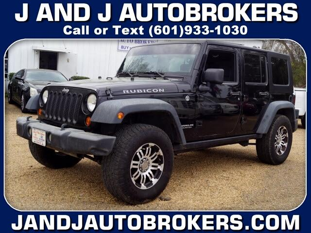 Jeep Wrangler 4WD 4dr Unlimited Rubicon 2008