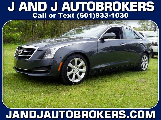 Cadillac ATS 3.6L Luxury RWD 2015