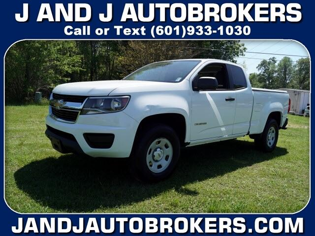 Chevrolet Colorado 2WD Ext Cab Work Truck 2015
