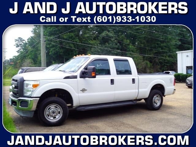 Ford F-250 SD Crew Cab 4WD 2012