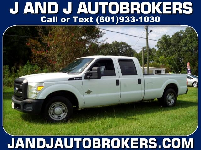 Ford F-250 SD XL Crew Cab Long Bed 2WD 2011