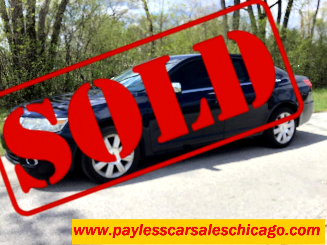Lincoln MKZ 4dr Sdn AWD 2009