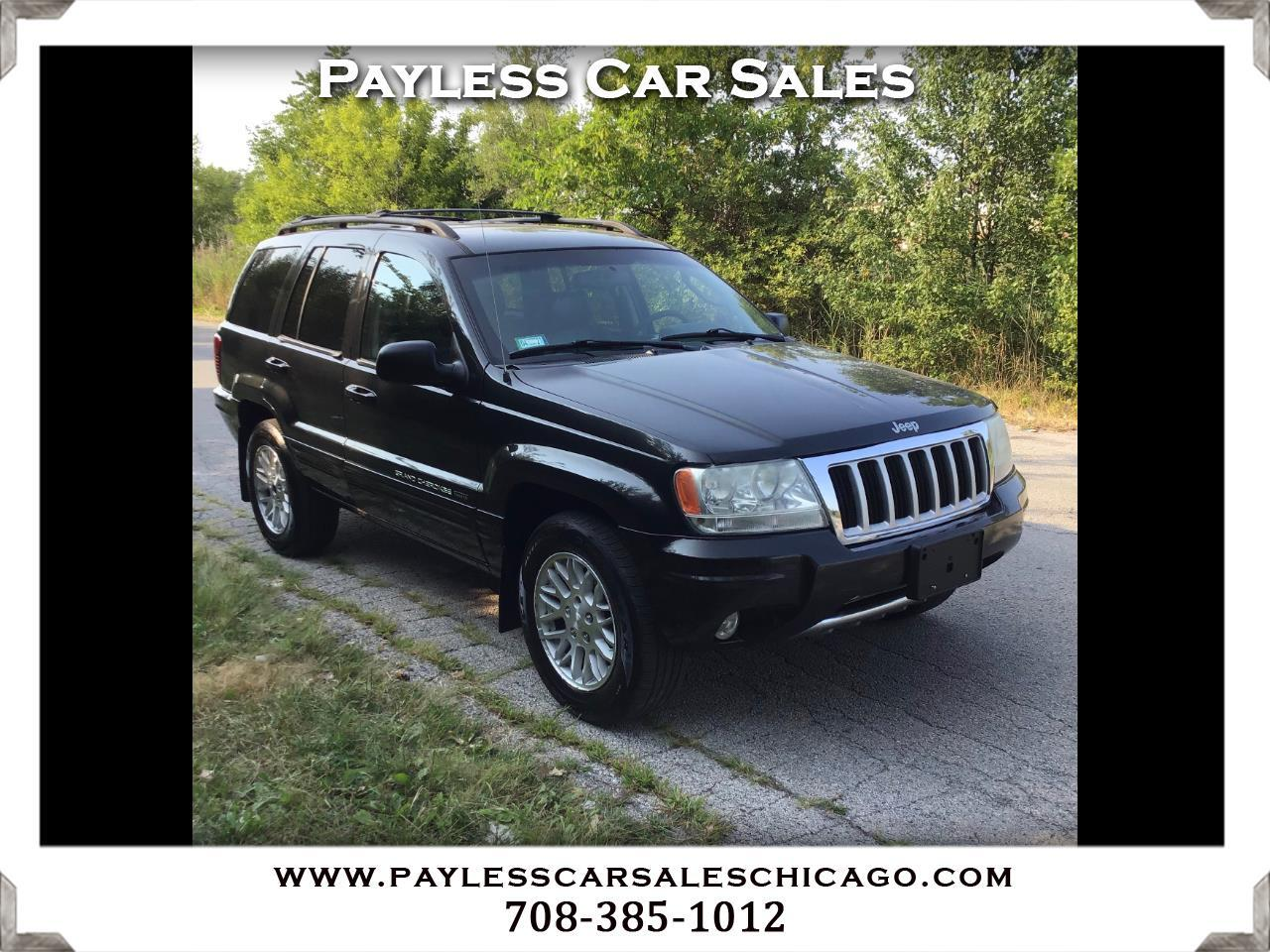 Jeep Grand Cherokee 4dr Limited 4WD 2004