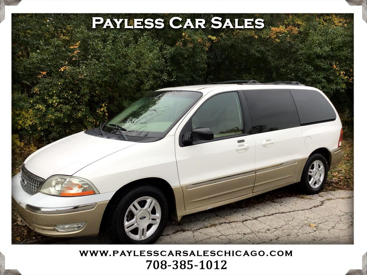 Ford Windstar Wagon 4dr SEL 2001