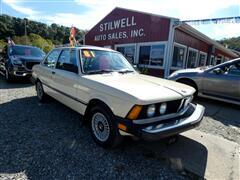1981 BMW 3-Series