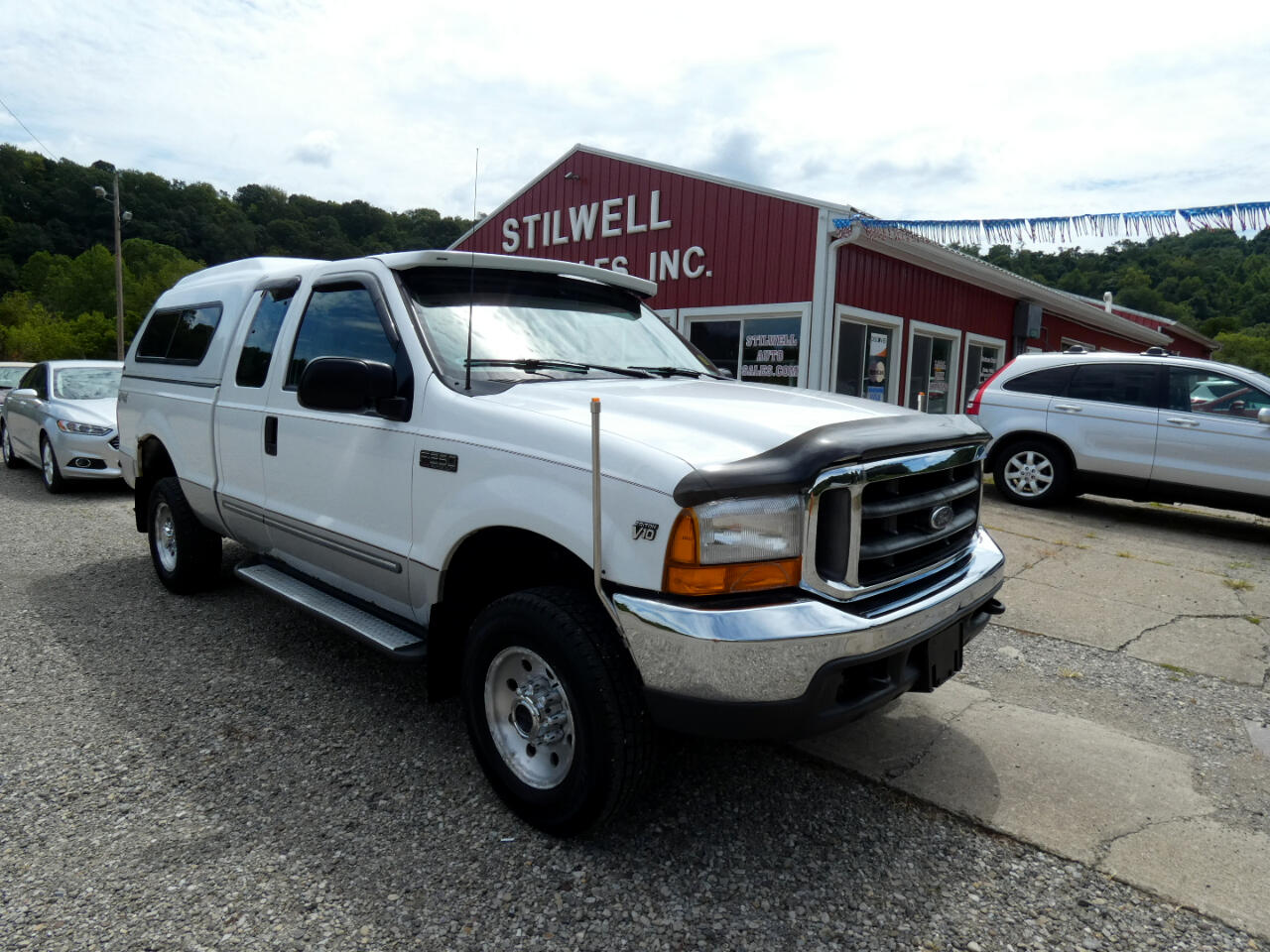 Ford F-250 SD Lariat SuperCab Long Bed 4WD 2000