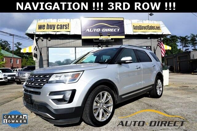 Ford Explorer Limited FWD 2016