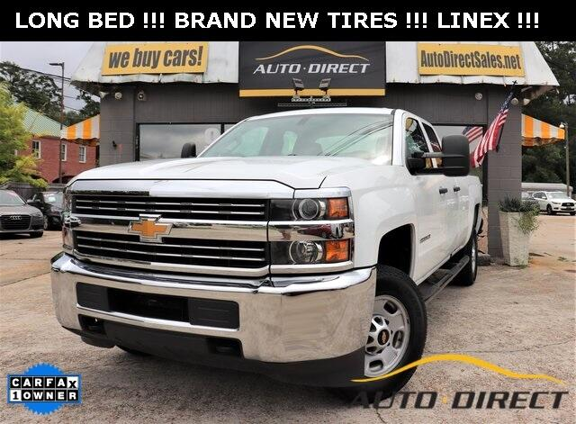 "Chevrolet Silverado 2500HD 2WD Double Cab 158.1"" Work Truck 2016"