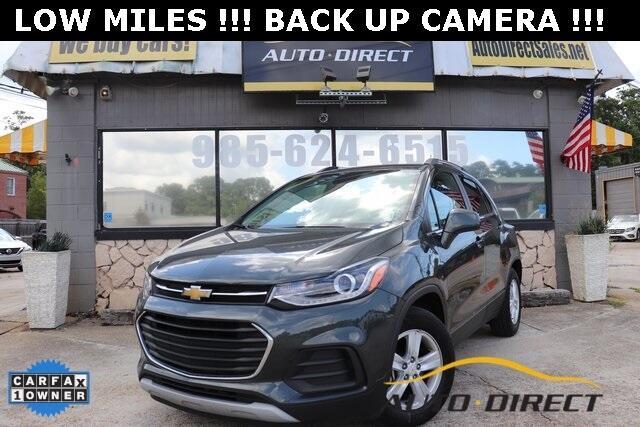 Chevrolet Trax FWD 4dr LT 2017