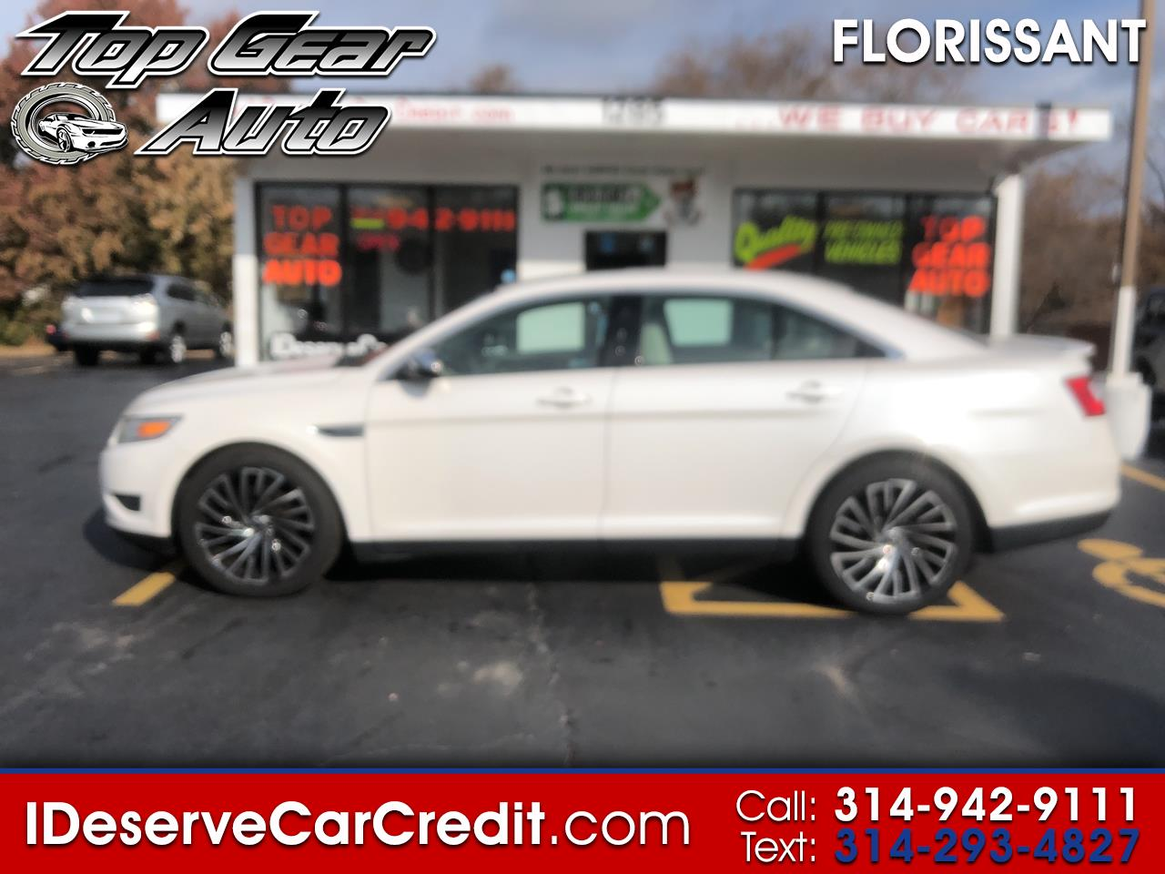 """2011 Ford Taurus LIMITED AWD 20"""" A/M WHEELS LEATHER LOADED MUST SEE"""