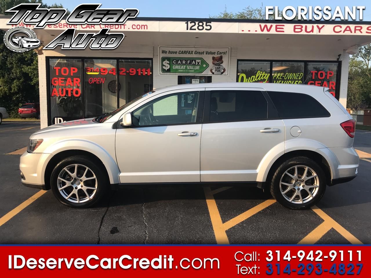 2014 Dodge Journey R/T AWD LEATHER ALLOOYS V6 VERY CLEAN MUST SEE!!!