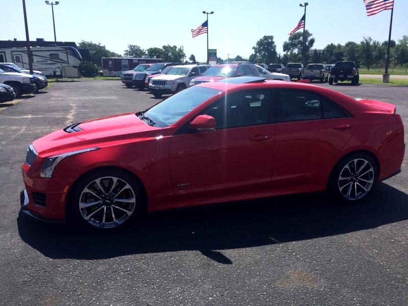 2016 Cadillac ATS-V V Sedan