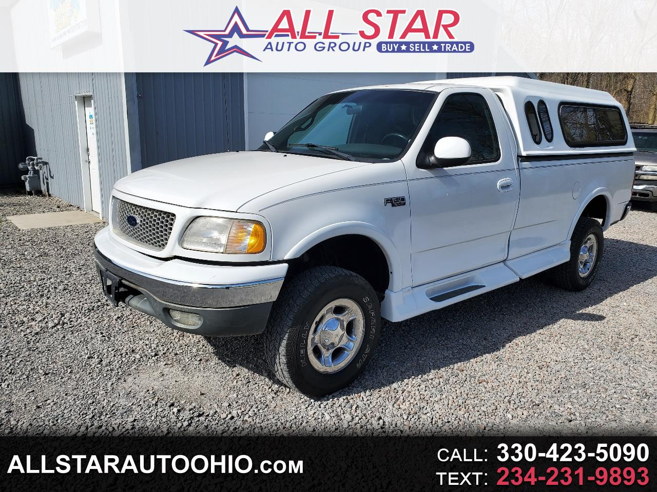 Ford F-150 WS Reg. Cab Short Bed 4WD 2000