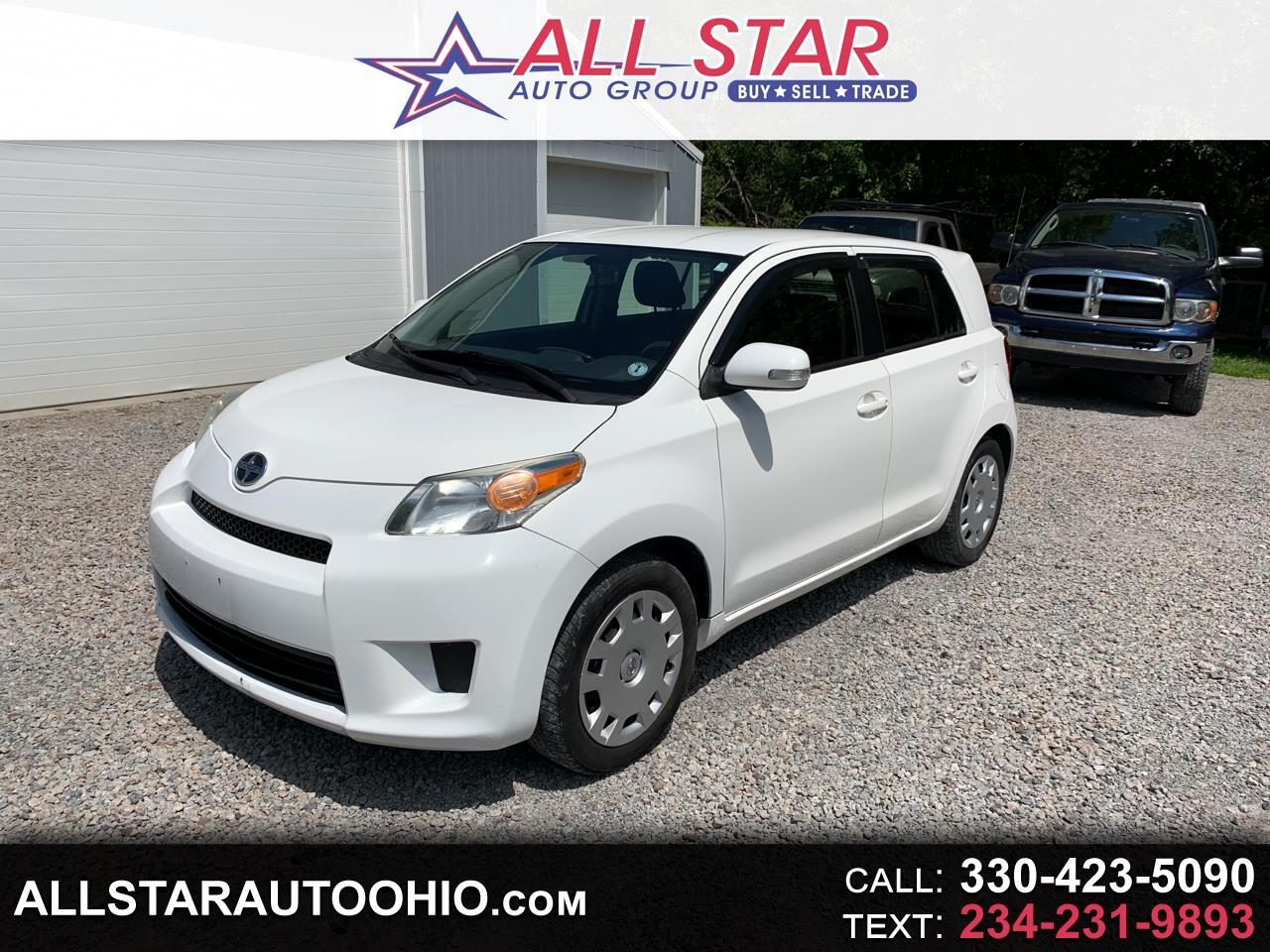 Scion xD 5dr HB Man (Natl) 2012