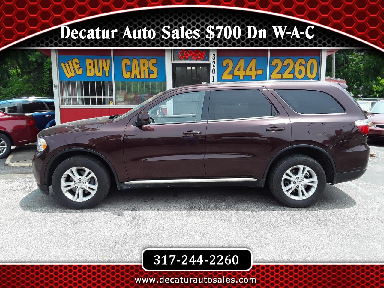 Dodge Durango 2012 for Sale in Indianapolis, IN