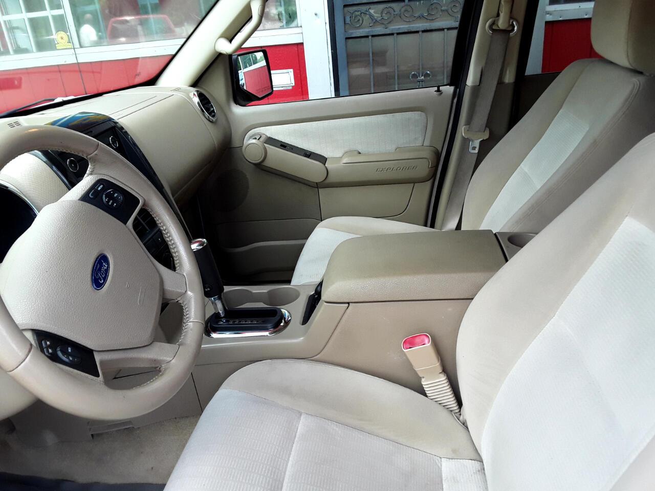 2008 Ford Explorer XLT 4.0L 4WD