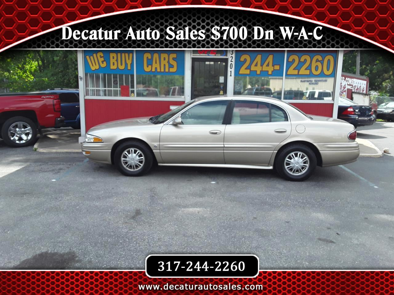 2005 Buick LeSabre Custom
