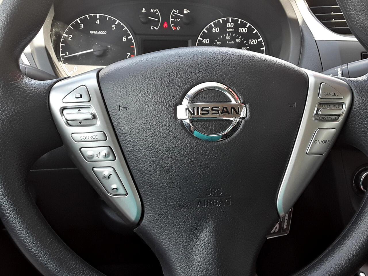 2017 Nissan Sentra 4dr Sdn I4 CVT S
