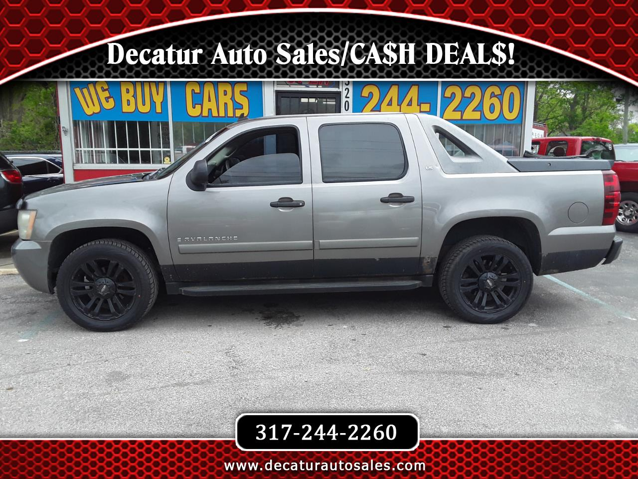Chevrolet Avalanche LS 4WD 2007