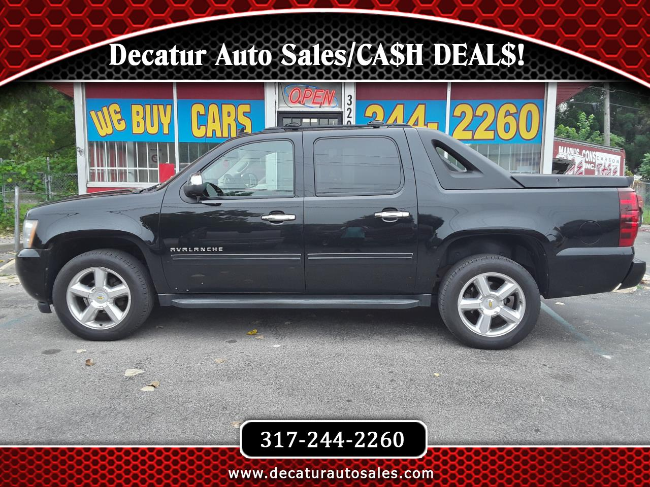 Chevrolet Avalanche LS 4WD 2011