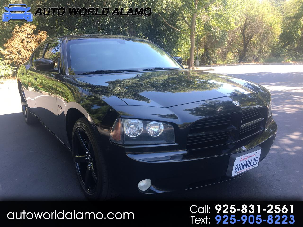 2009 Dodge Charger 4dr Sdn 5-Spd Auto R/T RWD