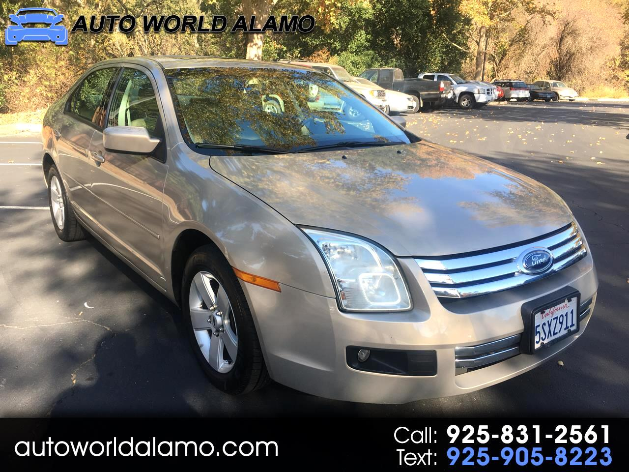 2006 Ford Fusion 4dr Sdn I4 SEL