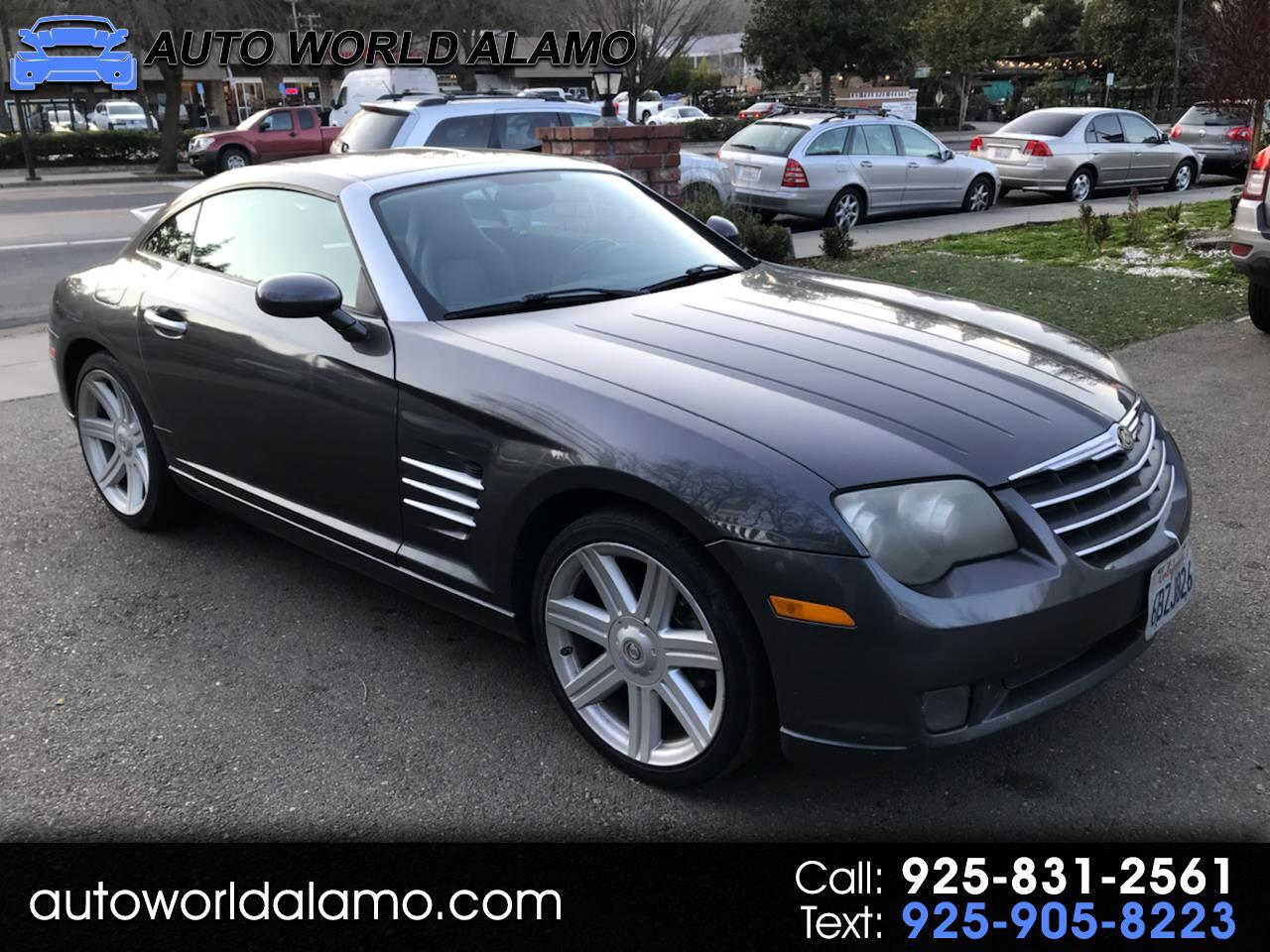 Chrysler Crossfire 2dr Cpe 2004