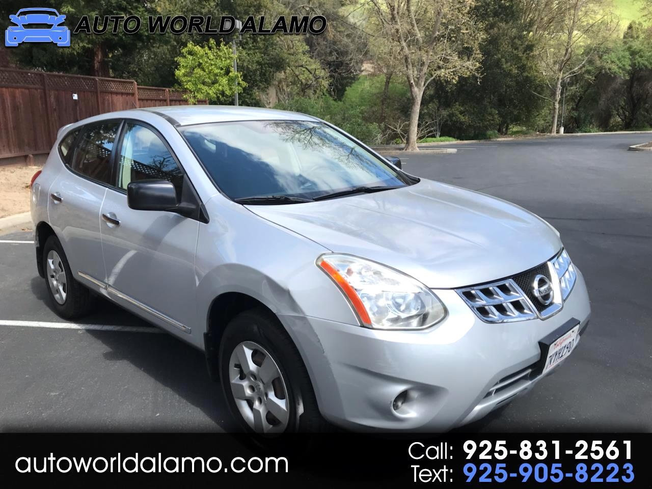 Nissan Rogue AWD 4dr S 2012