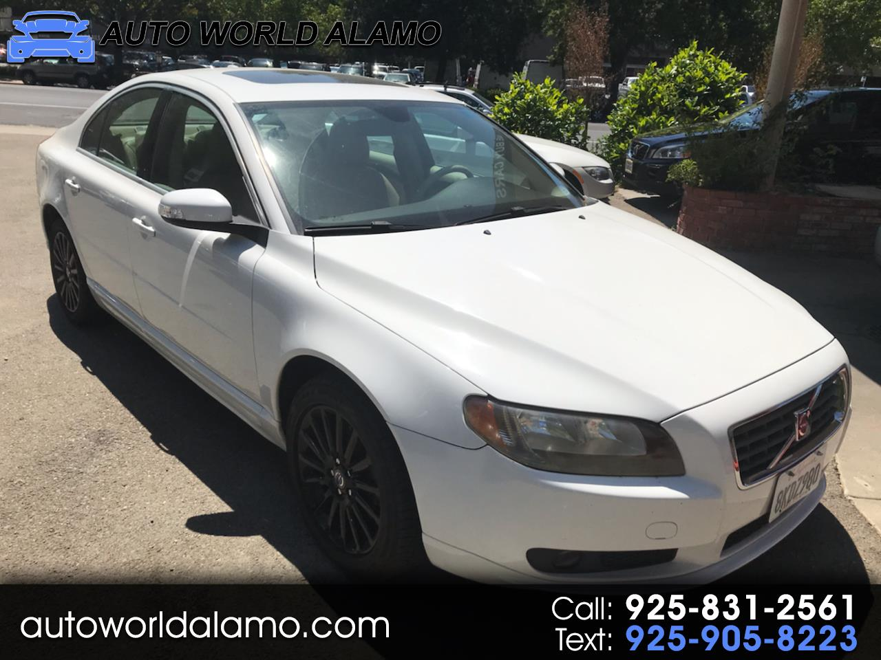 Volvo S80 4dr Sdn I6 FWD 2007