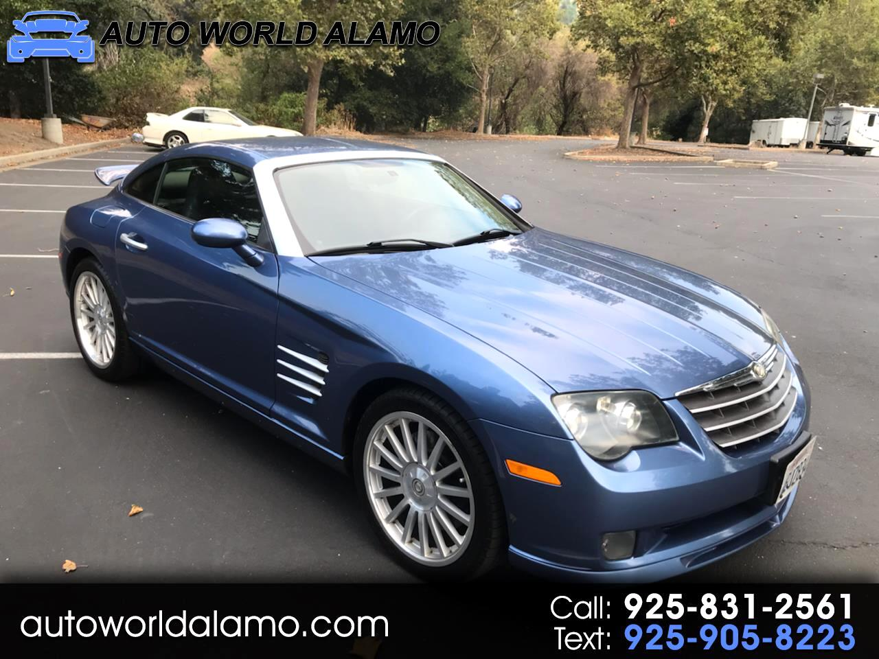 Chrysler Crossfire 2dr Cpe SRT6 2005