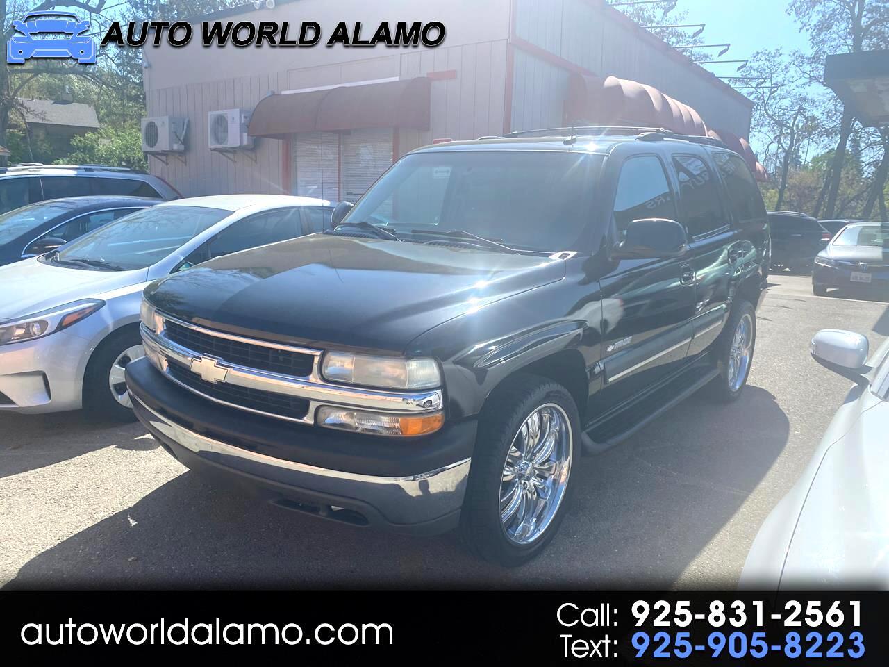 Chevrolet Tahoe 4dr 1500 LT 2003