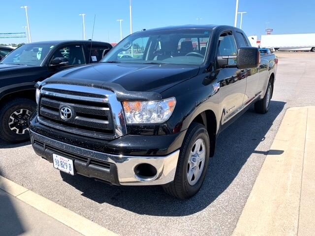 2012 Toyota Tundra Tundra-Grade 5.7L FFV Double Cab Long Bed 4WD