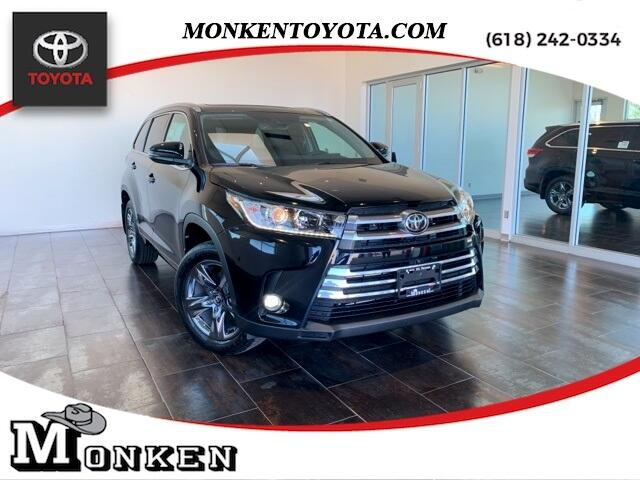 2019 Toyota Highlander Limited Platinum AWD V6