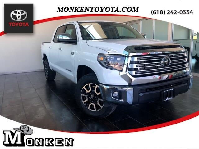 2020 Toyota Tundra 4WD Limited CrewMax 5.5' Bed 5.7L (Natl)