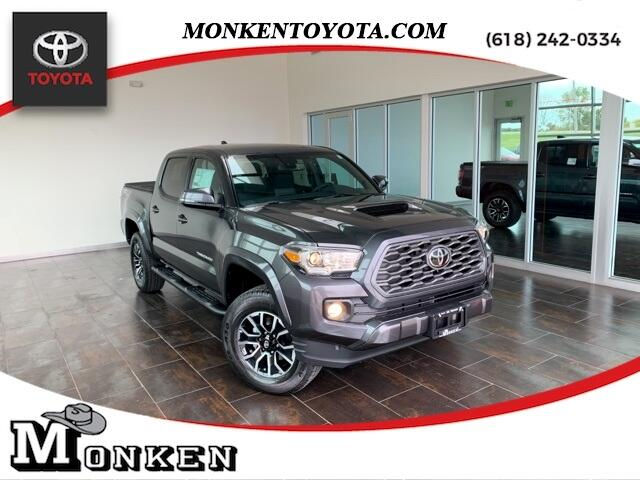 2020 Toyota Tacoma 4WD SR5 Double Cab 5' Bed V6 AT (Natl)
