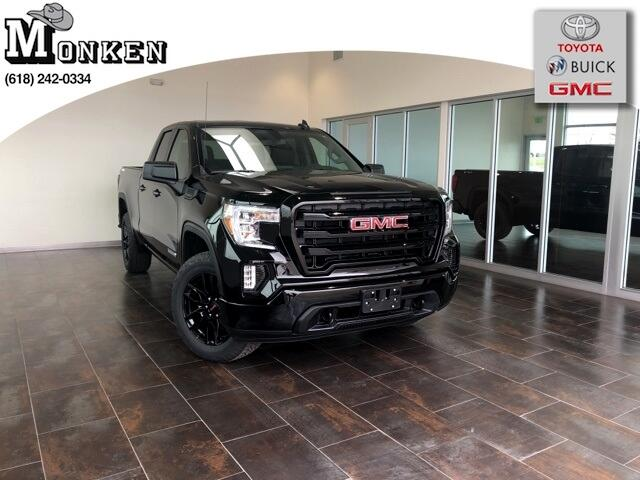 "2020 GMC Sierra 1500 4WD Double Cab 147"" Elevation"