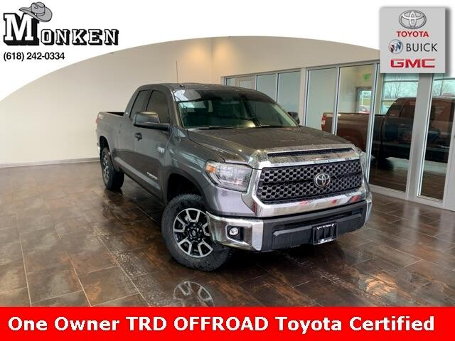 Toyota Tundra 4WD Limited Double Cab 6.5' Bed 5.7L FFV (Natl) 2018