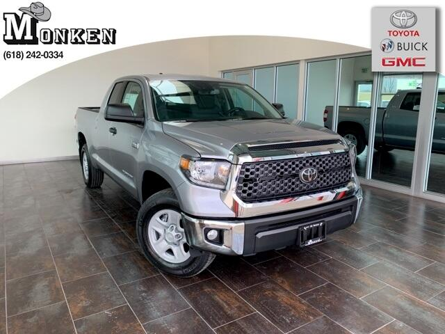 Toyota Tundra 4WD TRD Pro Double Cab 6.5' Bed 5.7L (Natl) 2020
