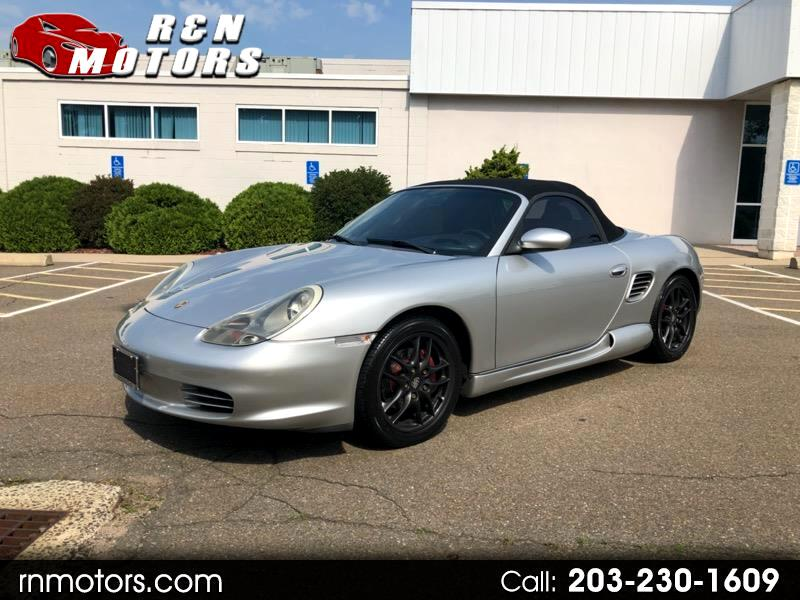 2004 Porsche Boxster 2dr Roadster w/Tiptronic
