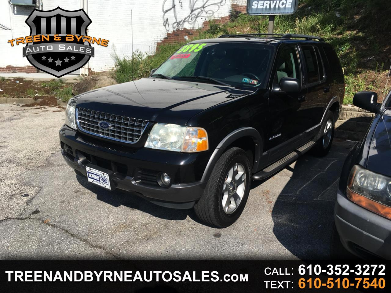 2004 Ford Explorer XLT 4.0L 4WD