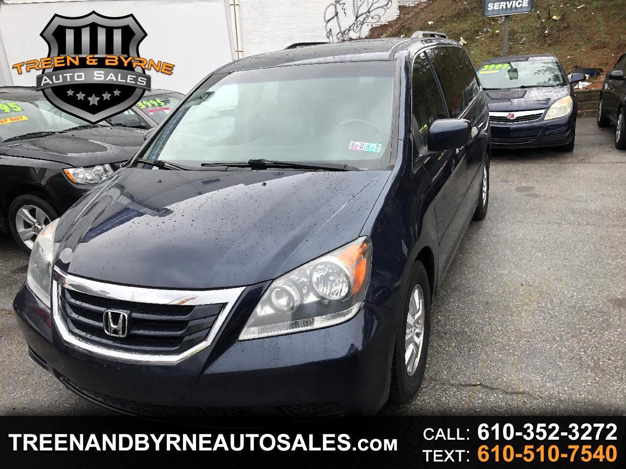 Honda Odyssey EX-L w/ DVD 2009