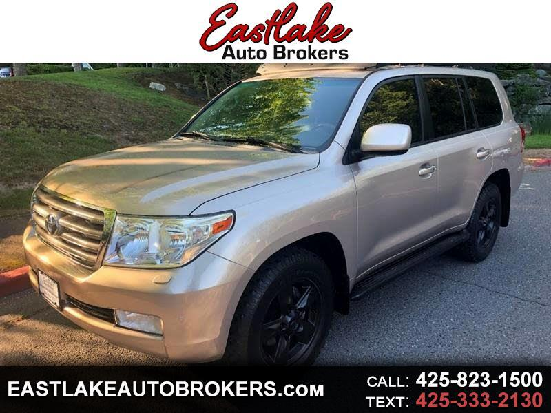 2008 Toyota Land Cruiser 4WD