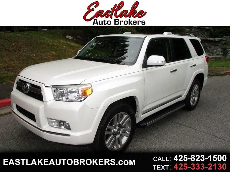 Toyota 4Runner 4dr Limited V8 Auto (Natl) 2012