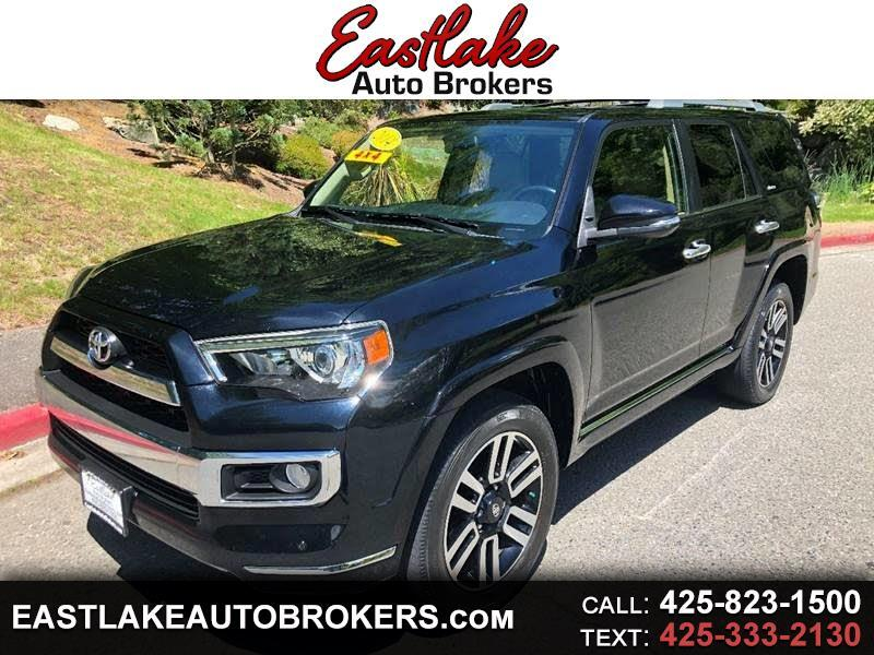 Toyota 4Runner 4dr Limited 3.4L Auto 4WD 2014