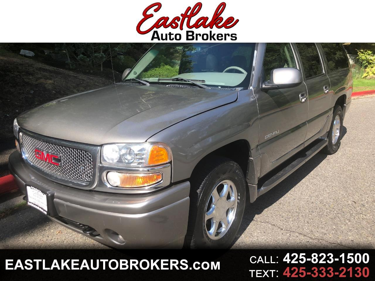 2005 Gmc Denali >> Used 2005 Gmc Yukon Denali Xl For Sale In Kirkland Wa 98034