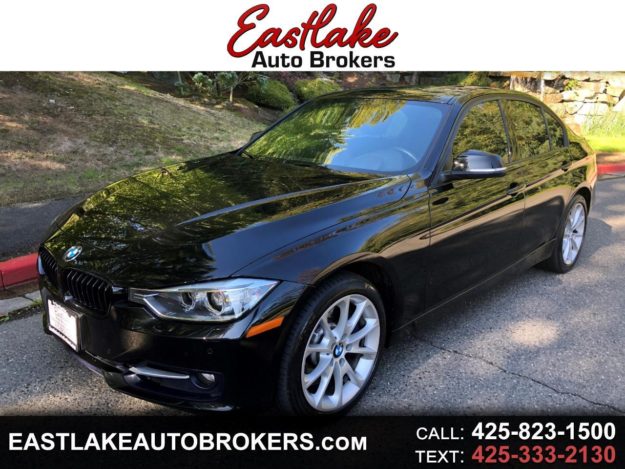 BMW 3-Series 335i xDrive Sedan 2014