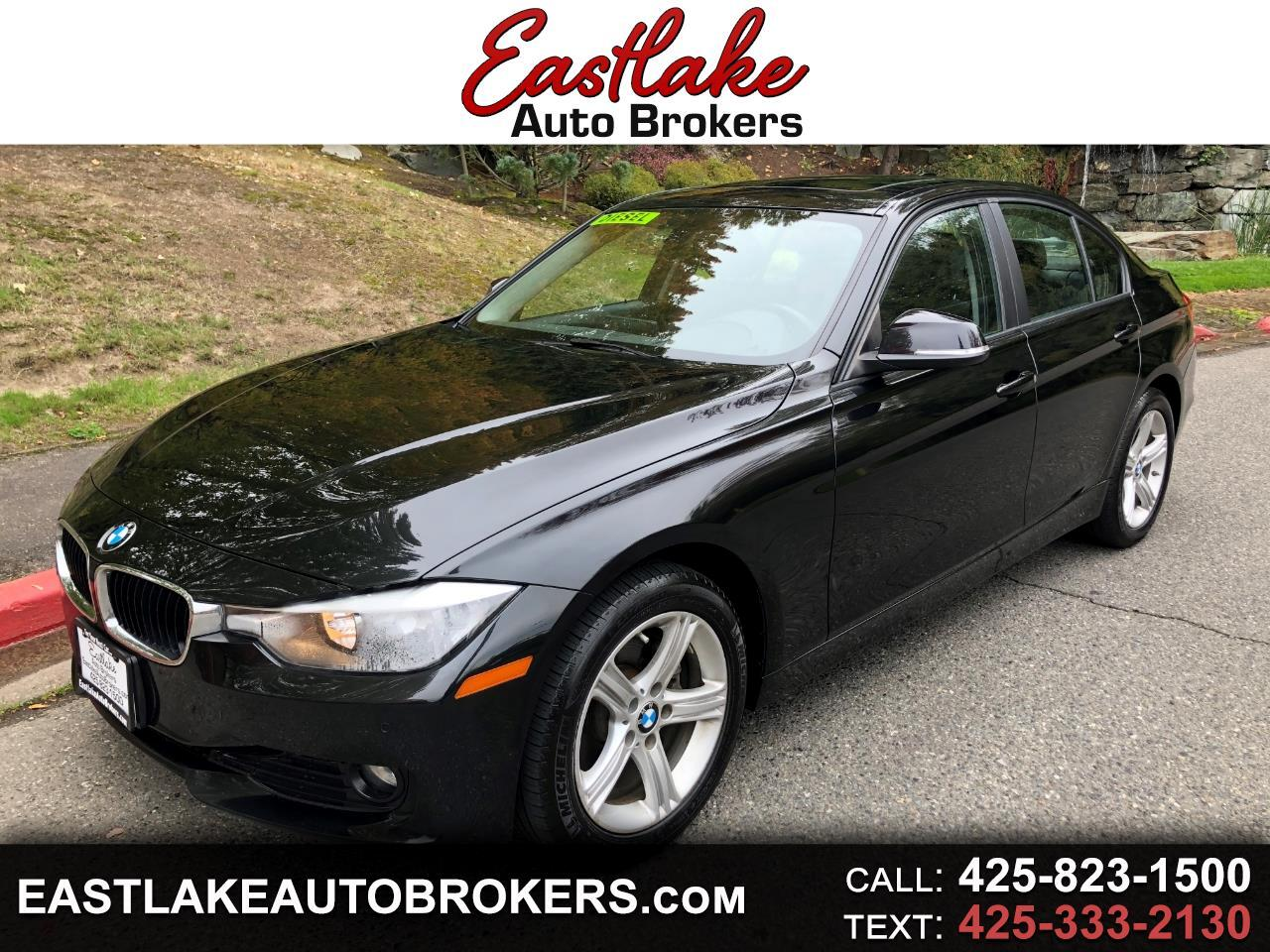 BMW 3-Series 328d xDrive Sedan 2015