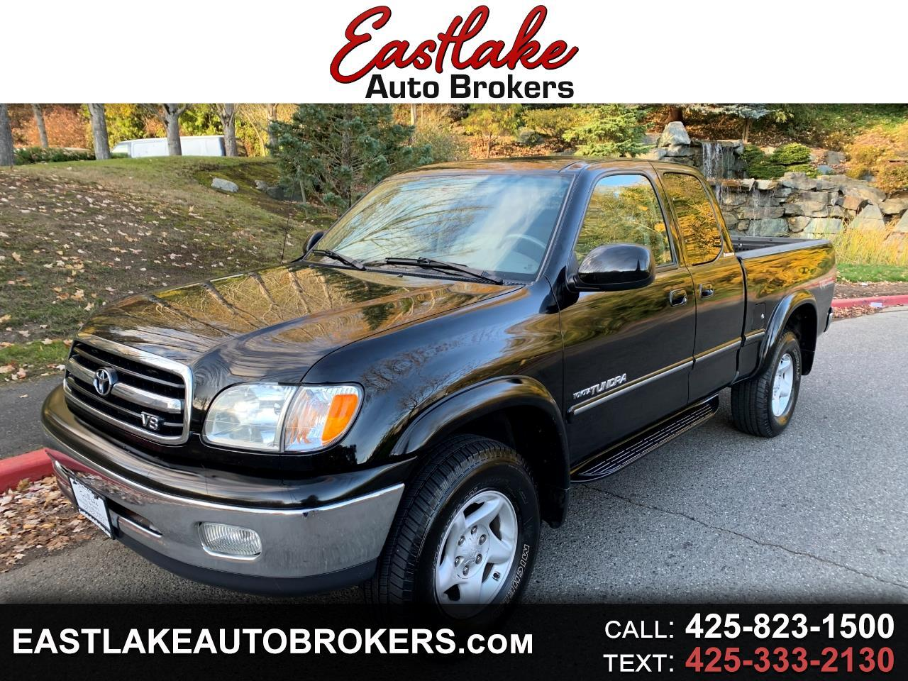 Toyota Tundra Limited Access Cab 4WD 2002