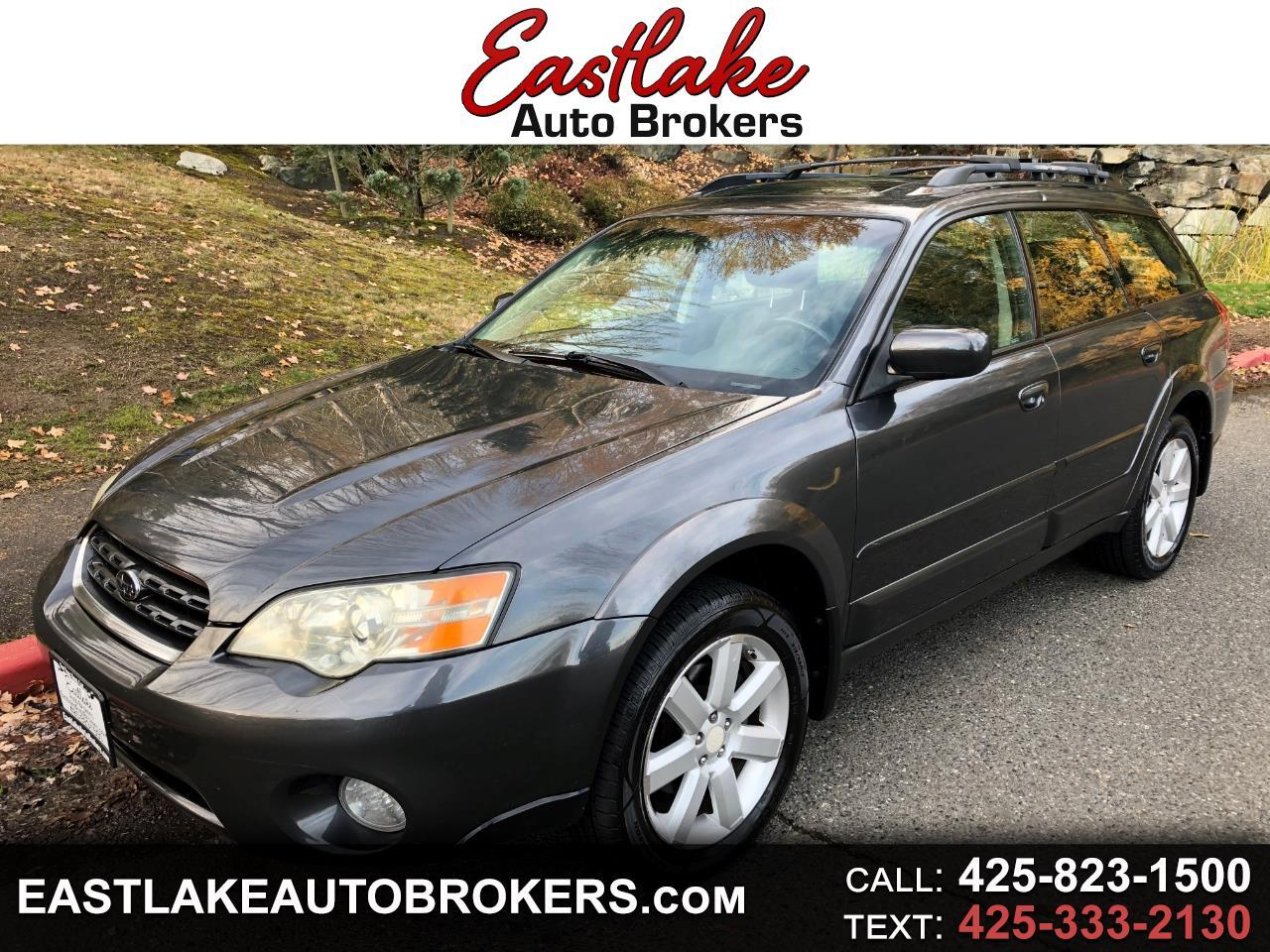 Subaru Outback 2.5i Limited Wagon 2007