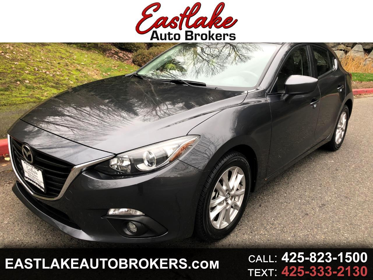 Mazda MAZDA3 i Grand Touring AT 5-Door 2015